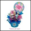 mother's day, gift basket, cake, cupcakes, cakeslider creations, cakesliders, cupcakes denver, nationwide shipping, local deliver, edible arrangement, flower alternative
