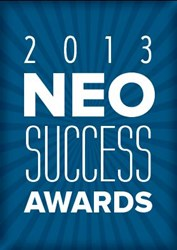 e2b teknologies 2013 NEO success awards