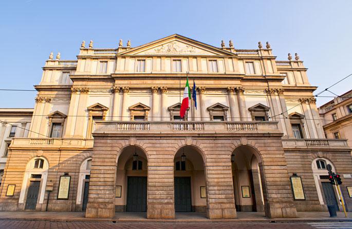 Italian Opera A Palooza Web Based Travel Company