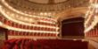 Inside the Teatro Petruzzelli in Bari