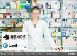 Blacknight Goes on Offensive Against Fake Pharma