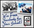Enter to Win Over $10,000 in Yearbook Printing & Other Prizes from...
