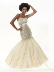 Tiffany Designs style 16735 is among the collections hottest Spring 2013 gowns.