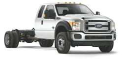 The new GAS Ford F-550 propane autogas fuel system by ROUSH CleanTech meets growing demand for a clean, economical and domestically produced alternative fuel vehicle.