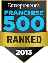 InXpress ranked 240th in Entrepreneur Magazine's Franchise 500