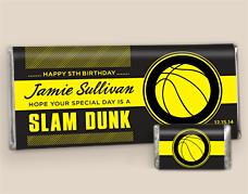 Slamming Birthday Wrapper