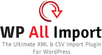 Wordpress XML import