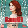 "Whip Hand Cosmetics ""How to be a Redhead"" GlamouRED™ Nighttime Lip Creme Palette"