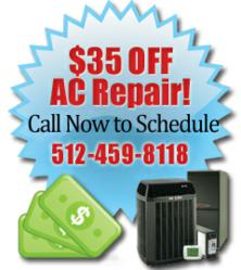 Austin Air Conditioning Repair or AC Service Austin