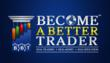 Professional Traders Rob Hoffman of Become A Better Trader, Inc. and...