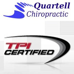 Quartell Chiropractic TPI Certified
