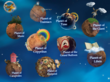 The Grand Adventure of The Little Prince features  nine enchanting planets full of fun activities and games.