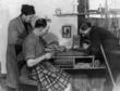 Celtic Art Industries craftsmen late 1940s