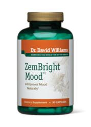 ZemBright Mood Supplement Bottle