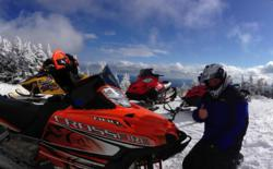 Maine Snowmobiling - Northern Outdoors