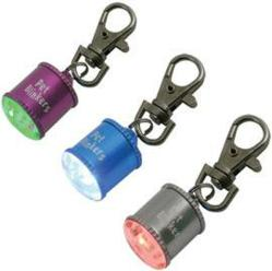 Safety Technology's new Pet Blinkie pet safety lights are vibrant, multi-colored lights that easily attach to a pet's leash, collar or harness.