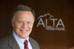 Jim Goetz, President & COO, Alta Resources