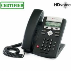 eZuce Certified Polycom IP 335 VoIP Phone