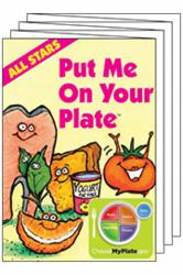 """Put Me On Your Plate"" MyPlate Pocket Card"