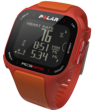 New Polar RC3 Orange GPS Watch At HRWC