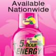 Pink Lemonade 5-hour ENERGY® is Here to Stay
