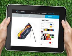 Golf Bag Customizer