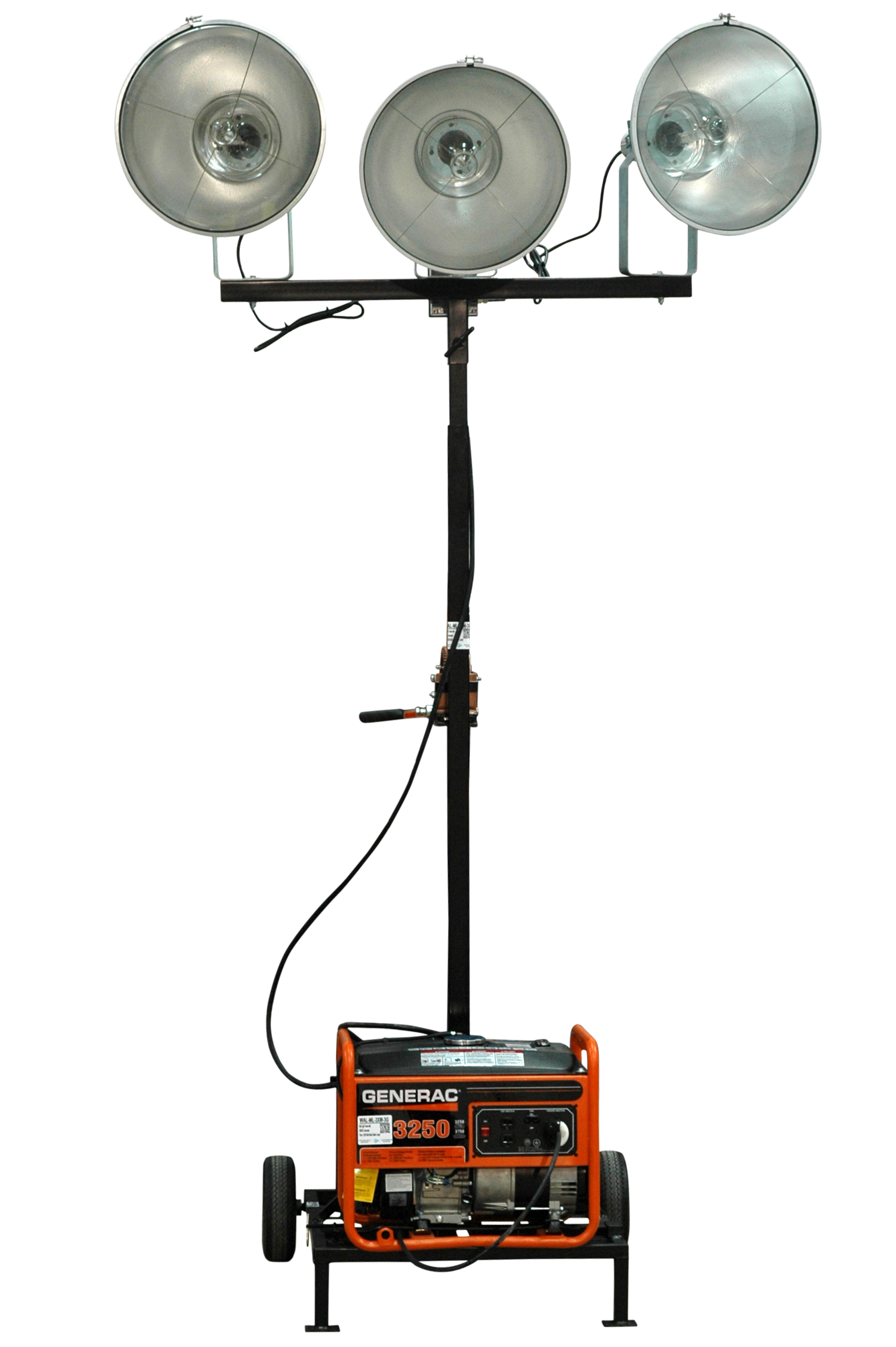 Larson Electronics Releases Generator Powered Mini Light Tower