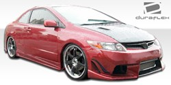 Honda civic body kits