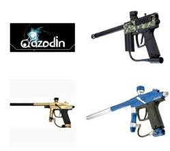 Azodin Paintball Guns, azodin paintball gun reviews