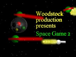 Woodstock production presents space game 2.A exciting space shooter for window 64 bit computers.