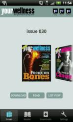 View all issues of Yourwellness for free wherever you are