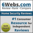2013 Top 3 Cellular Home Security System Companies Rated by 6Webs.com