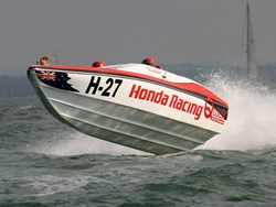 Honda Power Boat Experience