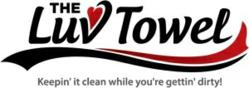 The Luv Towel Logo