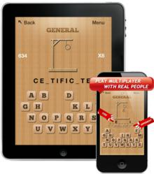 Hangman Pro – Real Time Multiplayer for iPhone, iPad