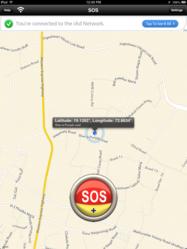 Emergency Location Sharing app - SOS My Location