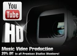Music Video Production At The Premises Studios