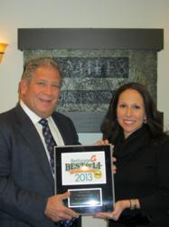 Dr. Steven Katz & Dr. Dominique Lizzio Wins Best of Long Island Dental Practice 2013