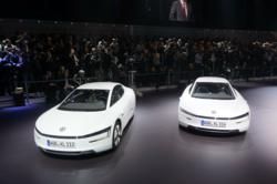 New VW XL1, an awesome car
