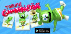 Talking Gummibär App Now For Android Devices