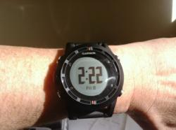 garmin fenix, drowned, steamed, moisture