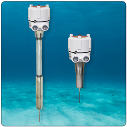 Vibrating Rod for Sediment Level Detection