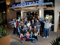 Midnight Release Party at Play N Trade Video Game Franchise