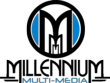 Millennium Multi-media Logo