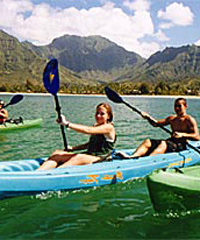 Hawaii Activities - Kayak