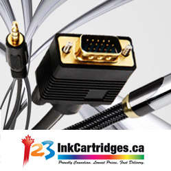 Cables&Adapters of 123inkcartridges.ca