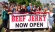 Beef Jerky Outlet store opening