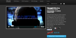 Final Cut Pro X Transitions - FCPX Transitions - TransTele - Pixel Film Studios