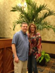 Real Estate Guru Josh Caldwell with Finance Guru Loral Langemeier