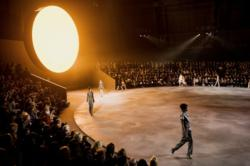 Hudson Concrete Polishing Creates Sensation Runway at Marc Jacks NYC Fasion Show